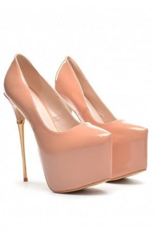 Pantofi NUDE-LACUIT it-pantf01d
