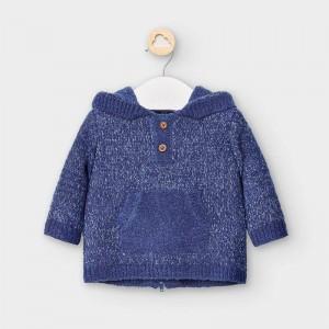 Hanorac tricot ciucure baiat MAYORAL 2342 MYBL49V