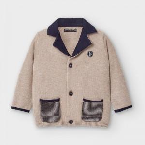 Jacheta tricot bebe baiat MAYORAL 2476 MYG12V