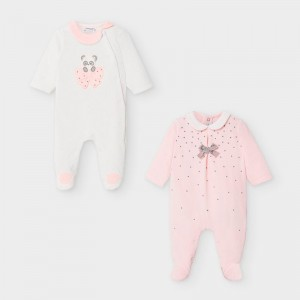 SET BODY BEBE MAYORAL 2752 MYSET09V