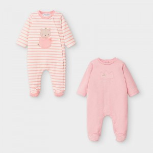 SET BODY BEBE MAYORAL 2757 MYSET10V