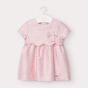 Rochie roz buline fetita MAYORAL 2945 MYR04V