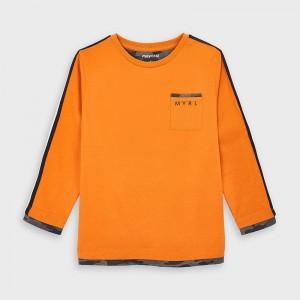 Bluza portocalie baiat MAYORAL 4041 MYBL22V