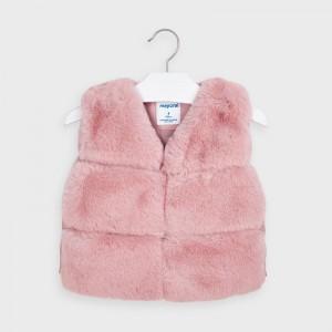 Vesta roz blanita fetita MAYORAL 4351 MYV06V