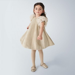 Rochie catifea fetita MAYORAL 4965 MYR18V