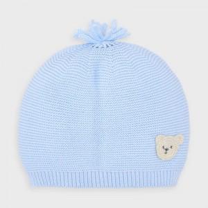 Caciula bleu tricot baiat MAYORAL 9320 MYCACIULA02V