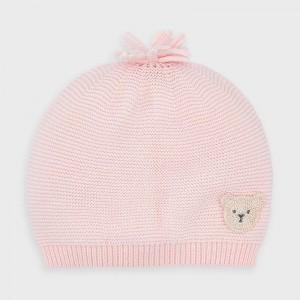 Caciula roz tricot fetita MAYORAL 9320 MYCACIULA02V