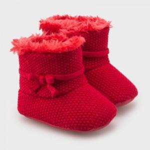 Ghete rosii tricot fetita MAYORAL 9337 MYGHE01V