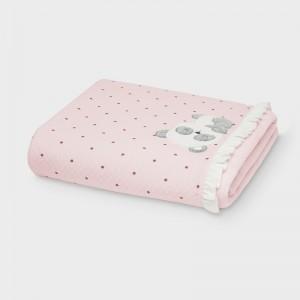 Paturica roz matlasata fetita MAYORAL 9777 MYPAT05V