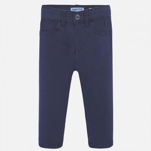 Pantaloni lungi basic slim fit bebe baiat 00506 MYPL01P