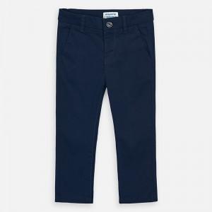 Pantaloni chino lungi slim fit baiat 00512 MYPL02P