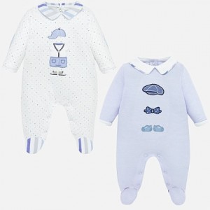 Set pijamale bebe nou-nascut MAYORAL 01772 MYSET62P