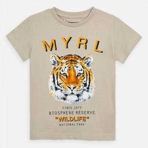 Tricou tigru Mayoral 3052 MYBL51P