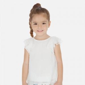 Bluza alba fetita MAYORAL 3179 MYBL103W