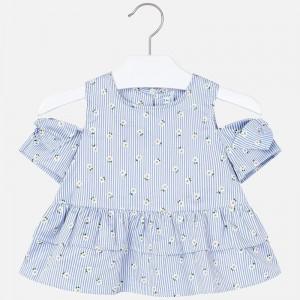 Bluza bleu fata MAYORAL 3184 MYBL106W