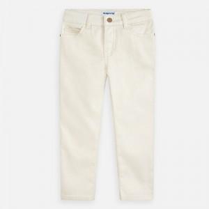 Pantaloni bej elastici fata MAYORAL 3543 MYPL34W