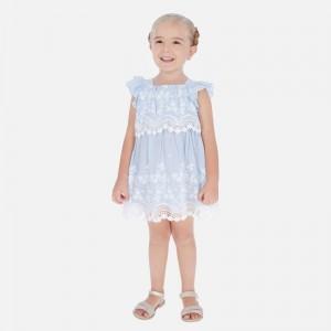 Rochie bleu fata MAYORAL 3952 MYR133W