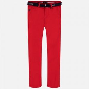 Pantaloni rosii baiat MAYORAL 6519 MYPL31W