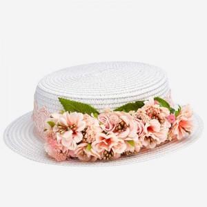 Palarie flori fetita 10815 MYPAL03P