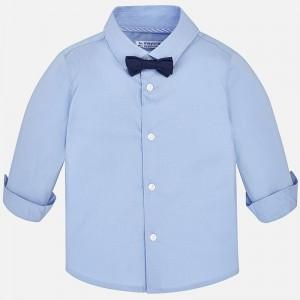 Camasa bleu cu papion baieti MAYORAL 1164 mycm05x