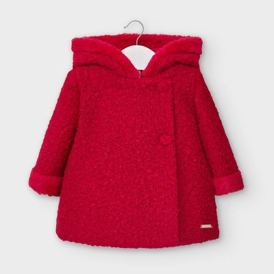 Palton incretit bebe fetita 02409 MYG133Y