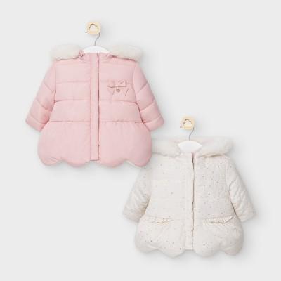 Geaca roz reversibila fetita MAYORAL 2460 myg28v