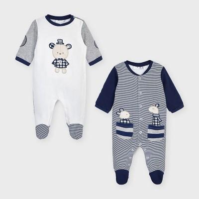 Set 2 pijamale bleumarin baiat MAYORAL 2771 MYSET33V