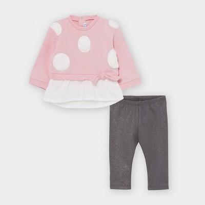 Set leggings roz fetita MAYORAL 2790 MYSET34V
