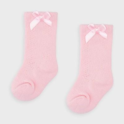 Sosete roz elegante fata MAYORAL 9308 MYSOS100Y
