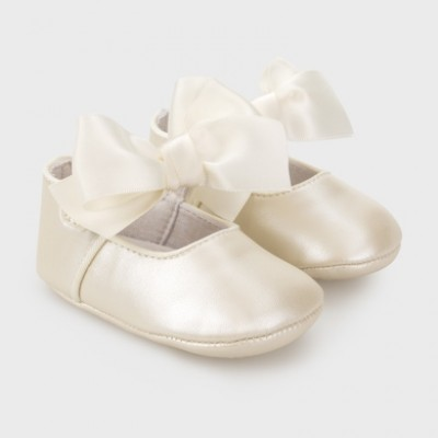 Pantofi fundita ceremonie new born fata 09340 mybal02v