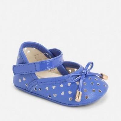 Pantofi albastri fetite MAYORAL 9505 mypantf06g