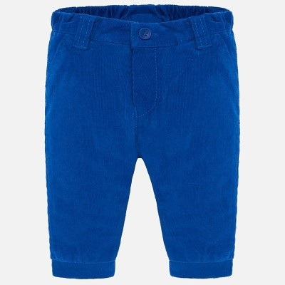 Pantaloni albastri raiati baiat MAYORAL 591 MYPL15P