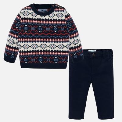 Set pulover si pantaloni baiat MAYORAL 2545 myset50p