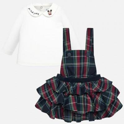 Set bluza sarafan bebe fetita Mayoral 2623 MYCS001Y