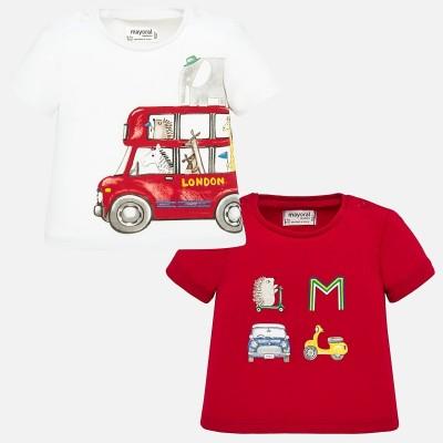 Set tricouri bebe baiat MAYORAL 1037 myset37p