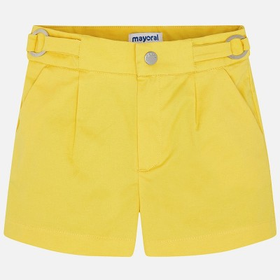 Pantaloni scurti galbeni fata MAYORAL 3273 MYPS37W