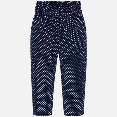 Pantaloni cu buline albe fata MAYORAL 3540 MYPL38W