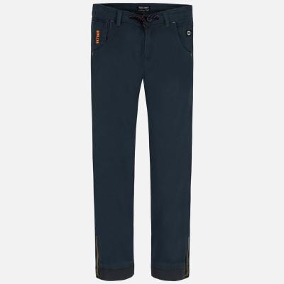 Pantaloni bleumarin baiat MAYORAL 6525 MYPL30W