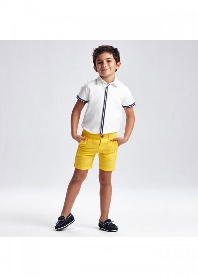Pantaloni scurti chino baiat 202 MYPS33X