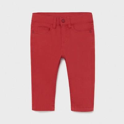 Pantaloni lungi sarga basic slim fit bebe baiat 506 MYPL18X