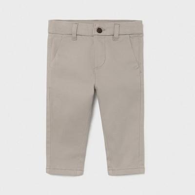 Pantaloni bej  lungi chino basic sarga bebe baiat 522 MYPL19X