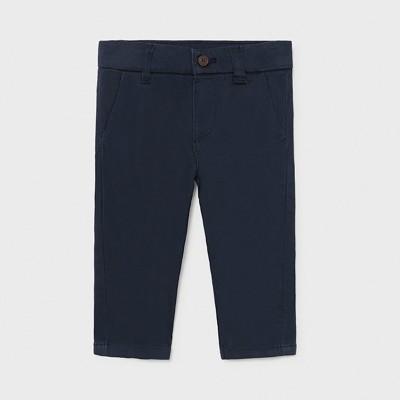 Pantaloni bleumarin lungi chino basic sarga bebe baiat 522 MYPL19X