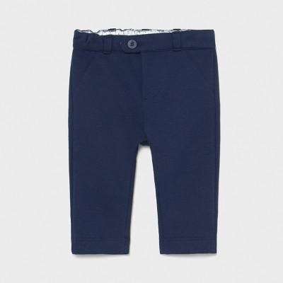 Pantaloni bleumarin nou-nascut baiat 01570 MYPL08X
