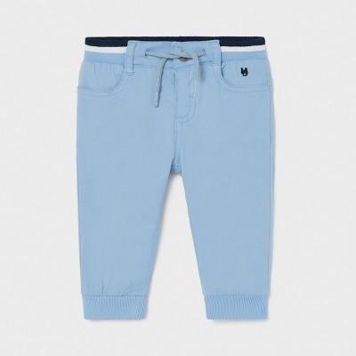 Pantaloni jogger sarga bebe baiat 1587 - MYPL06X