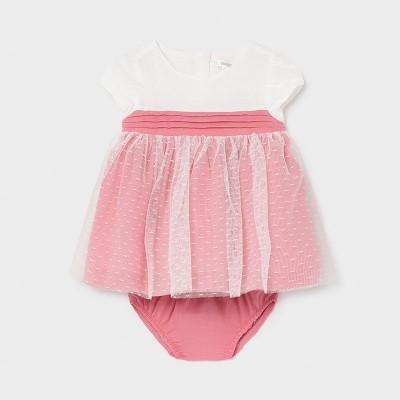 Rochie roz pal bebe fetita Mayoral 1823 - MYR02X