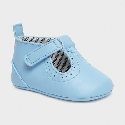 Pantofi bleu piele ecologica baiat MAYORAL 9392 MYPANTF08X