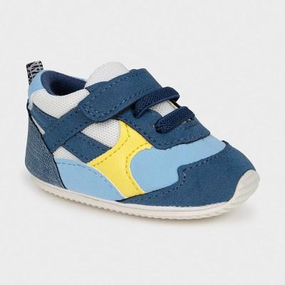 Pantofi albastri sport nou-nascut baiat Mayoral 9399 - MYTEN01X