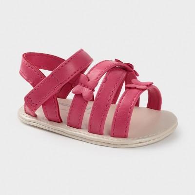 Sandale roze fluturi new born fata Mayoral 9408 - MYSAND01X