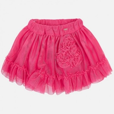 Fusta fetite roz cu sclipici MAYORAL 1900 myfs01x