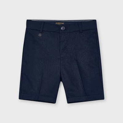 Bermude bleumarin in tailoring baiat MAYORAL 3223 MYPS23X